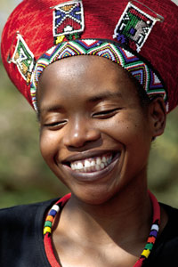 2016, année sourire - Afrique du Sud