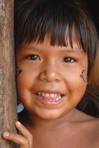 2016, année sourire - Amazonie
