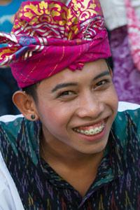 2016, année sourire - Bali