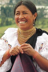 2016, année sourire - Equateur