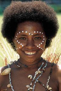 2016, année sourire - Papouasie