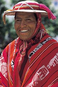 2016, année sourire - Pérou