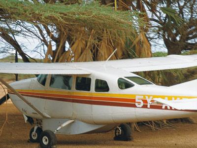 Notre avion de brousse