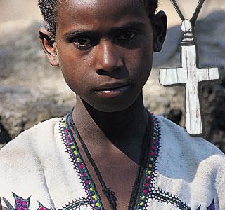 Le petit prince d'Abyssinie