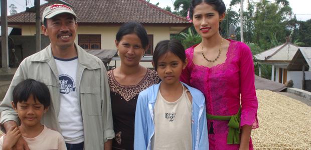 A la rencontre d'une famille d'exploitants