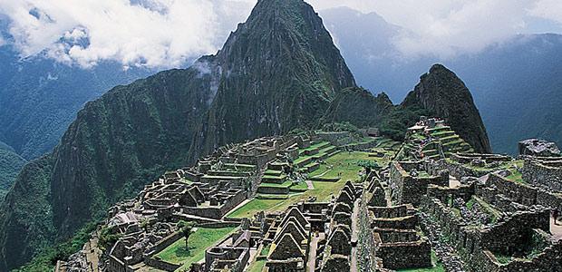 Le Machu Picchu, citadelle Inca du Pérou