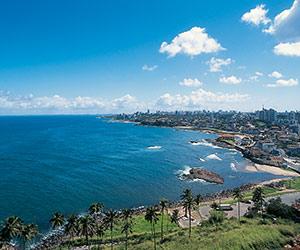 Bahia, sur la côte atlantique
