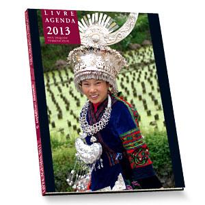 Le Livre-agenda 2013 Paul Dequidt