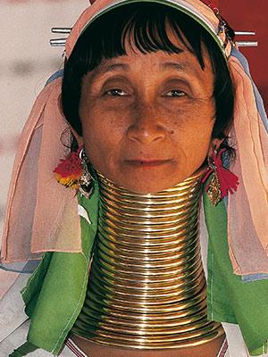 La légende de Dame Padaung