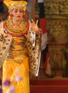 Danseuse du Ramayana