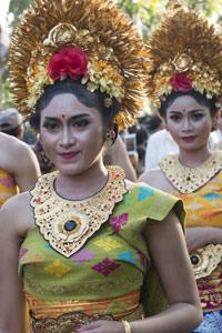 Princesses de Bali