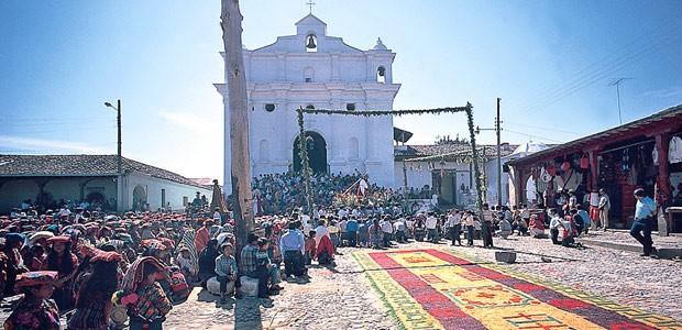 Procession du Vendredi Saint