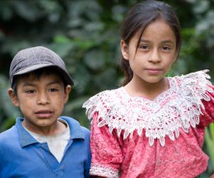 Miguel et Cécilia