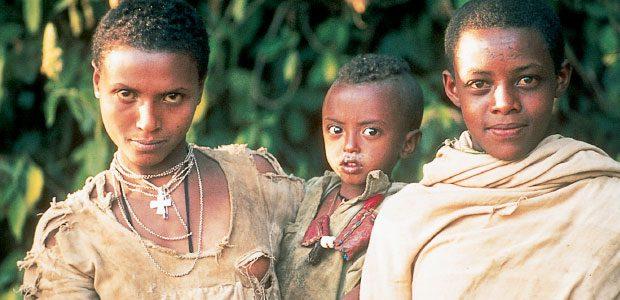 Famille Amhara