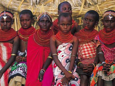 Famille Samburu