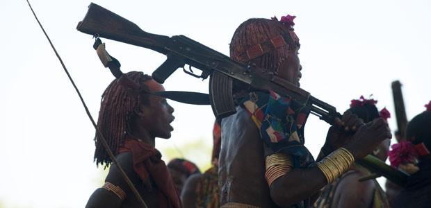 Les filles Hamer en armes