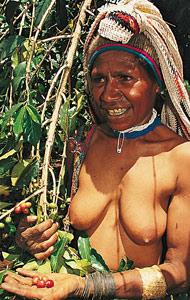 La grand-mère Huli et son épingle à nourrice