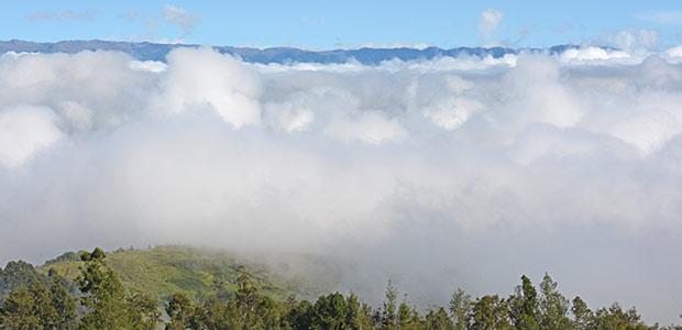 Les Hauts Plateaux de Papouasie Nouvelle-Guinée