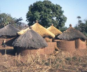 Un village du Togo