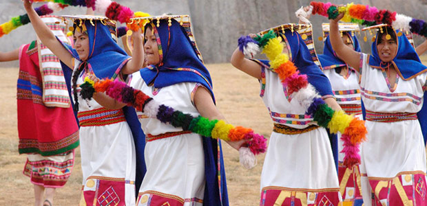 Les vierges bleues du Qollasuyo (au sud)