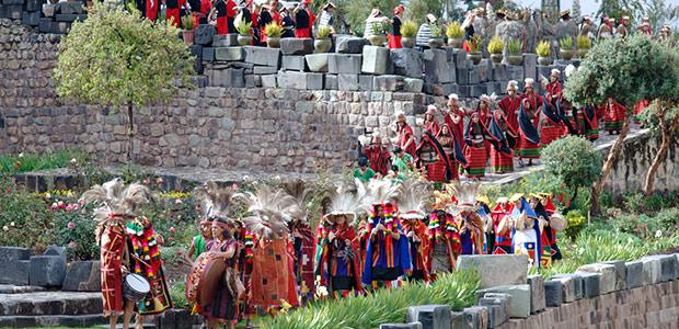 Fiesta del Sol au Pérou en 2006