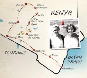 Notre parcours au Kenya en 1984
