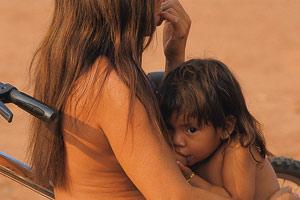 Maman d'Amazonie
