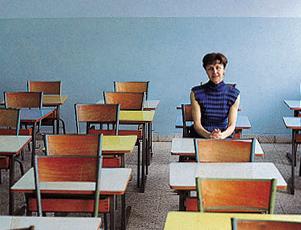 Mania dans la salle de classe