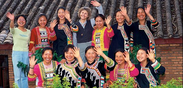 Mania parmi les trieuses de café au Yunnan