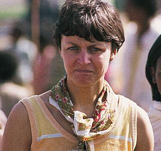 Mania émue lors de la cérémonie de la Timkat