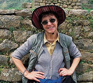 Mania sur le chemin de l'Inca
