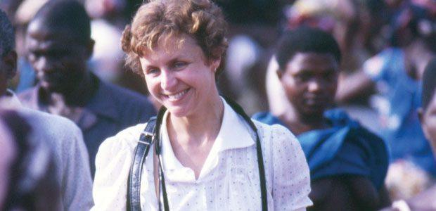 Mania parmi la foule à Lomé