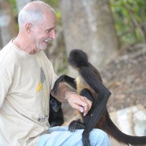 Michel Lecumberry, notre ami du Panama
