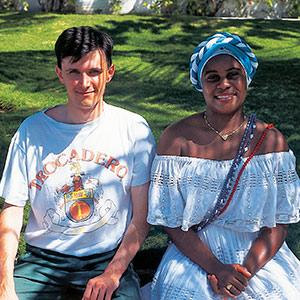 Olivier dans la plantation de café de Bahia