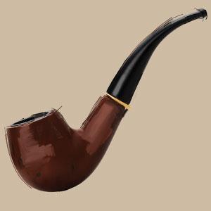 Johannes, fumeur de pipe