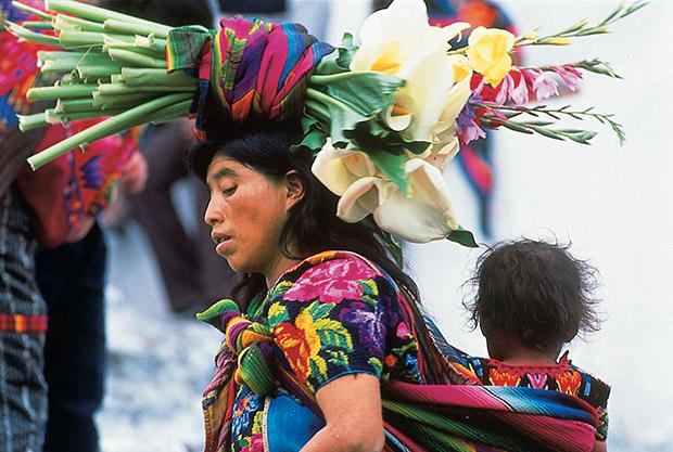 Maman du Guatemala