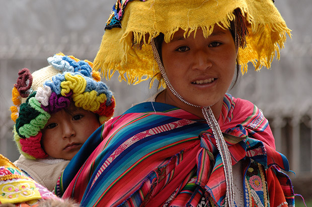 Maman du Pérou