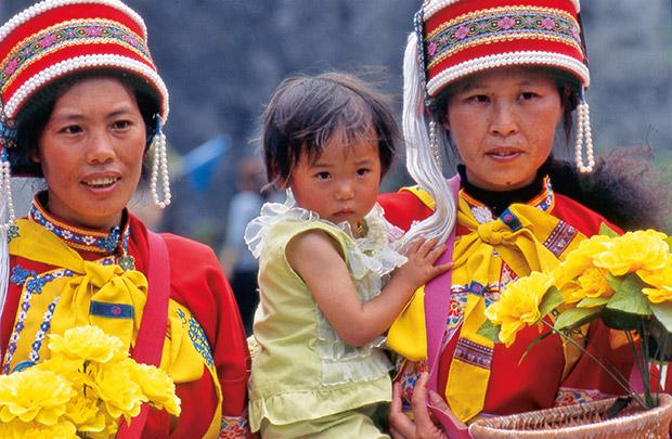 Maman du Yunnan