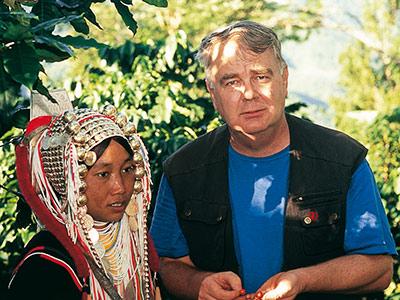En 2002, le premier en France, je vous proposais cet arabica Akha extrêmement rare.
