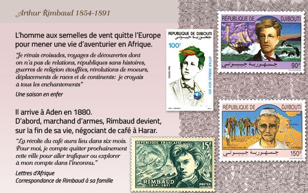 Arthur Rimbaud, grand amateur de café