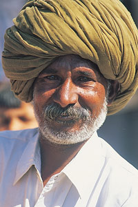 Turban traditionnel