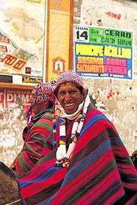 Indien Quechua