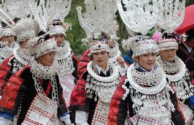 La fête des sept sœurs à Shidong