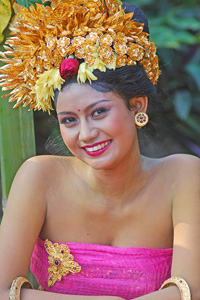 Sourire de Bali